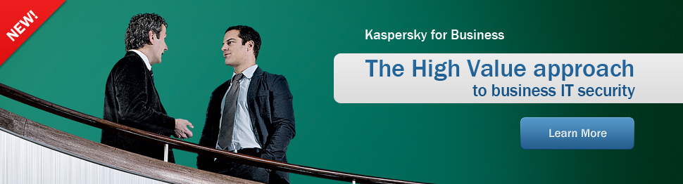Kaspersky for Business