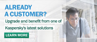 Kaspersky Solution for Customer