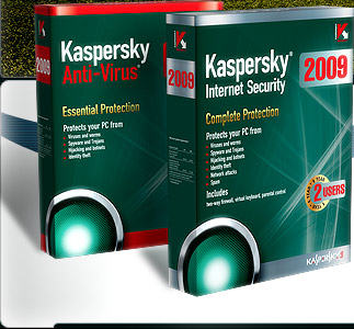 Kaspersky Internet Security/ Anti-Virus v8.0.0.454 Final نهاائي Boxes