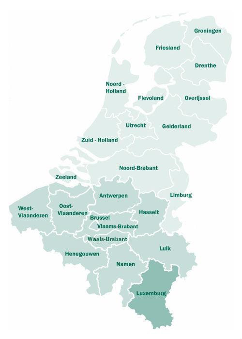 Dutch Map