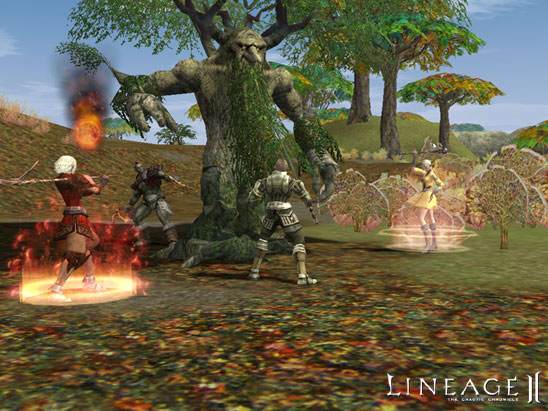 Lineage II: The Chaotic Chronicle 0807_online_games_pict01